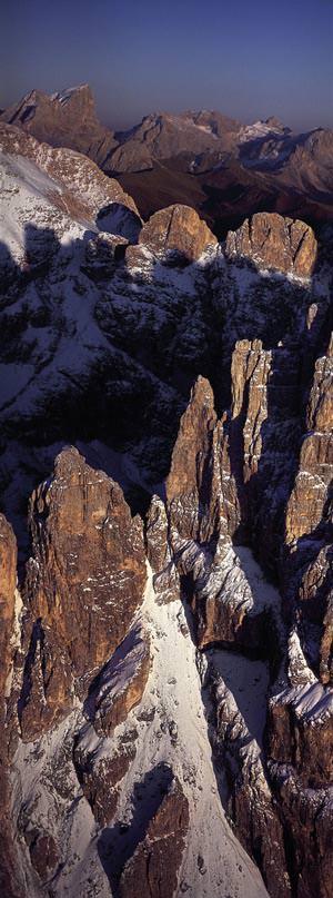 Dolomiten vertikal - Violettuerme