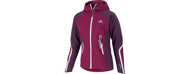 Adidas Terrex Softshell Jacket Womens