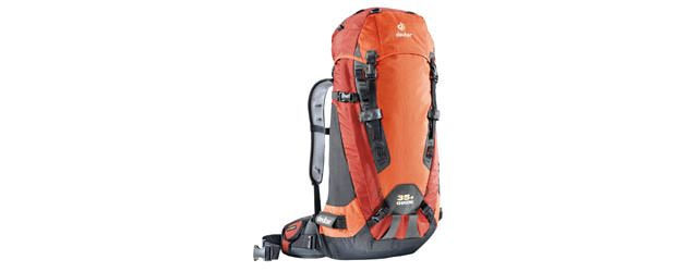 Deuter Guide35+ Orange Lava
