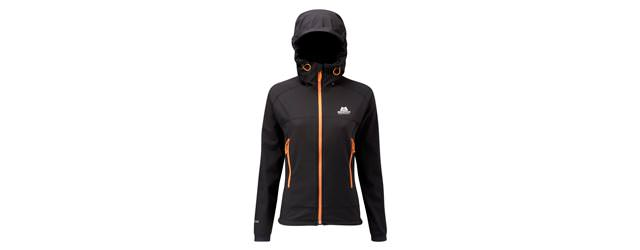 Mountain Equipment Astral Hooded Jacket - Black Russet