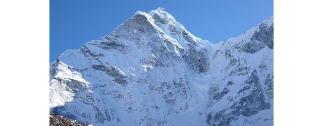 Ama Dablam Expedition 2010 - Ama Dablam Nordwand