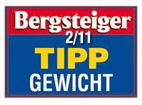 Bergsteiger Gewicht Tipp 02 2011