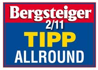 Bergsteiger Tipp Allround 02 2011