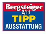 Bergsteiger Tipp Ausstattung 02 2011
