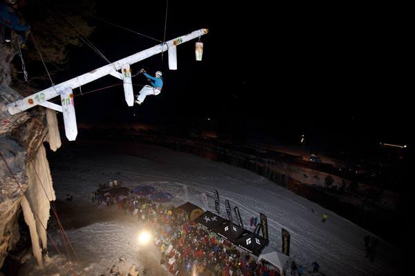 Ice Climbing Festival Kandersteg 2011 - Ines Papert Final