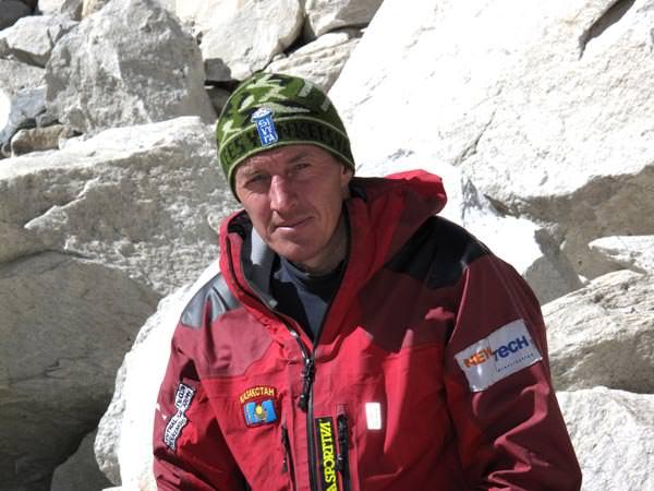 The North Face Team - Denis Urubko