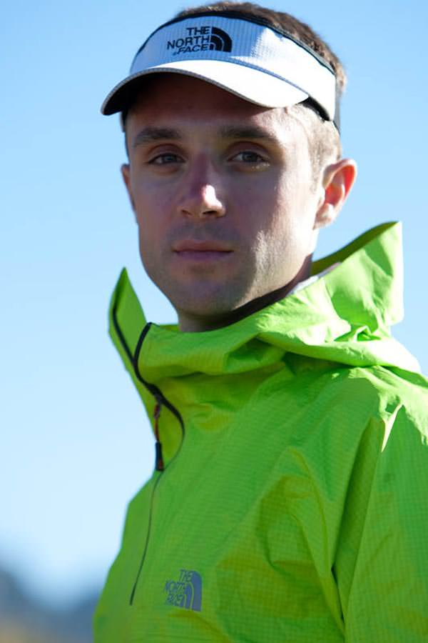 The North Face Team - Jez Bragg