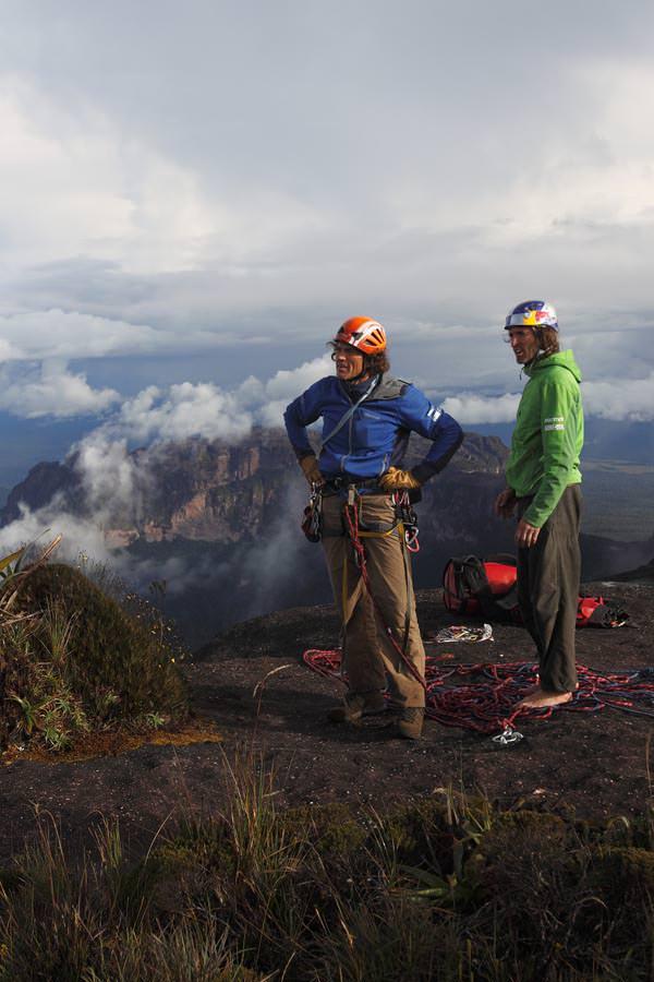 Venezuela Expedition 2010 - Gipfel Roraima Tepui