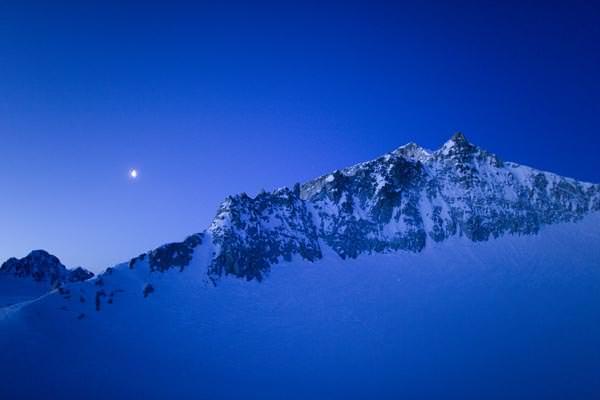 Cresta della Croce, Adamello Gruppe, Lombardei, Italien