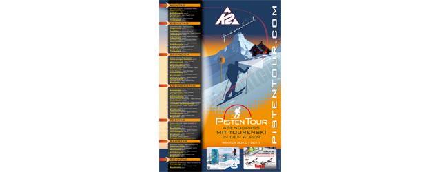 K2 - Poster Tourenabende 2011