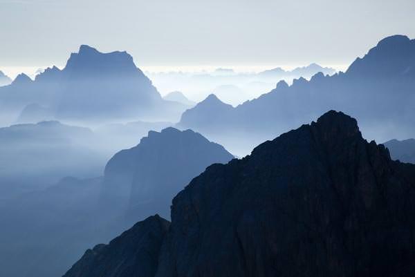 Monte Pelmo, Dolomiten, Italien