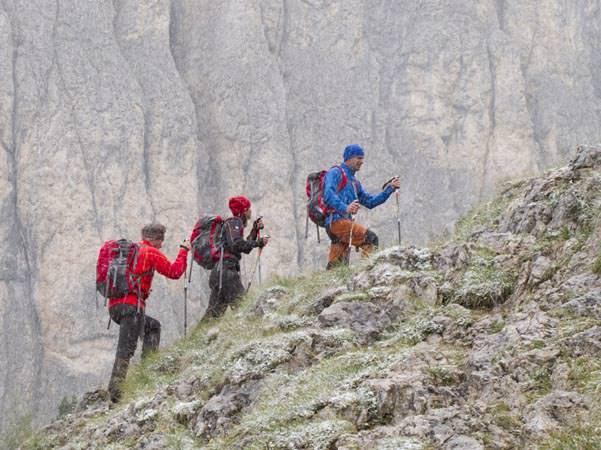 Piz Boe, Sellagruppe, Dolomiten, Italien