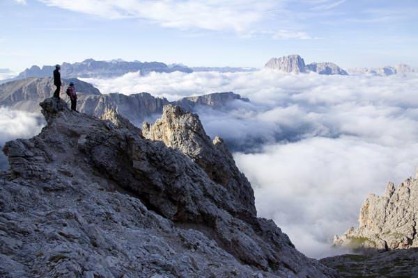 Sas Rigais, Dolomiten, Italien