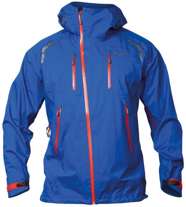 Bergans Glittertind Jacket - Dark Royal Blue