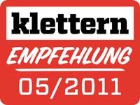 Klettern Empfehlung 05 2011
