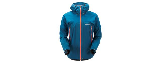 Montane Venture Jacket - Moroccan Blue