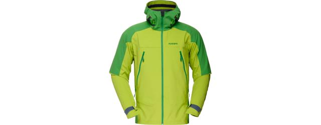 Norrona Falketind Flex 1 Jacket - Birch Green