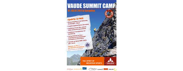 Vaude Summit Camp 2011