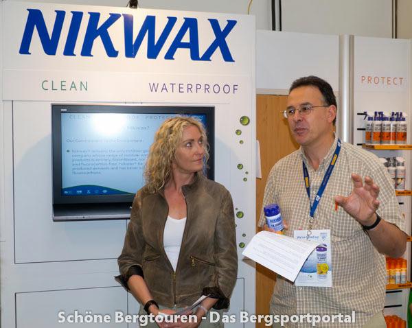 OutDoor Show 2011 Nikwax