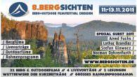 8. Bergsichten Berg+Outdoor Filmfestival Dresden – Trailer, Termine, Programm, Infos… Von 11. bis 13. November 2011 trifft sich in Dresden die Berg- und Outdoorszene zum 8. BERGSICHTEN-FESTIVAL. Für Festivalorganisator Frank […]