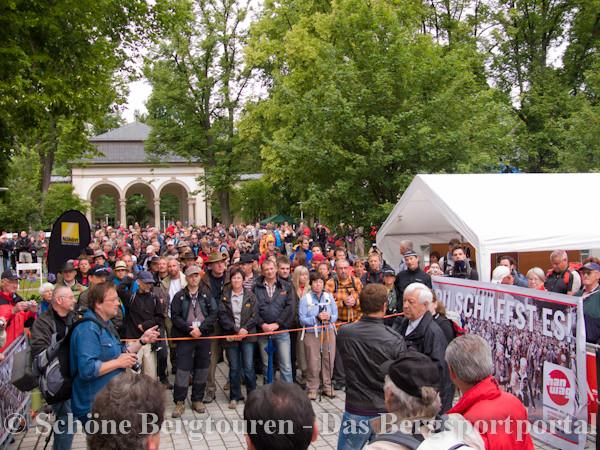 24 Stunden von Bayern 2011 - Wandermarktplatz