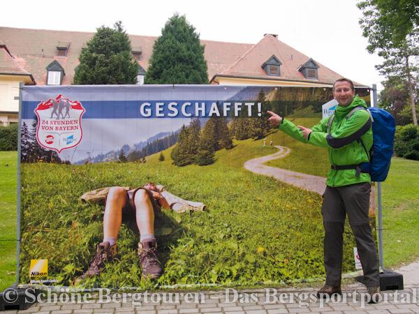24 Stunden von Bayern 2011 - Im Ziel