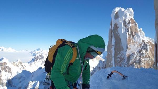 Michi Lerjen Cerro Torre 1