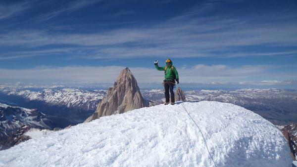 Michi Lerjen Cerro Torre 5