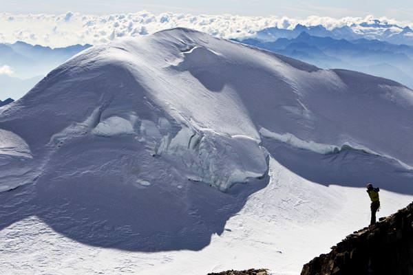 Monte Rosa - Herve Barmasse