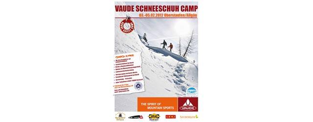 Vaude Schneeschuh Camp 2012
