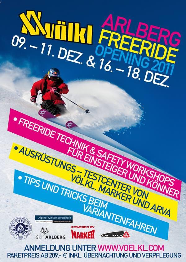 Voelkl Freeride Opening 2011