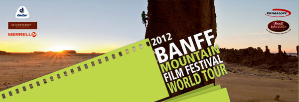 Banff Mountain Film Festival Tour 2012