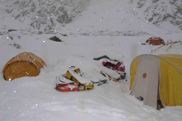 The North Face - Nanga Parbat Winter Expedition 2011-2012