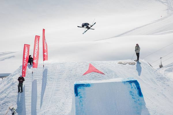 Austrian Freeski Open 2012 - Andreas Hatveit