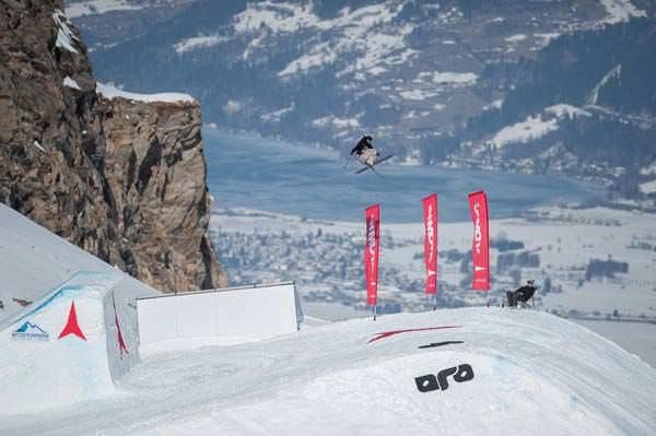 Austrian Freeski Open 2012 - Gus Kenworthy