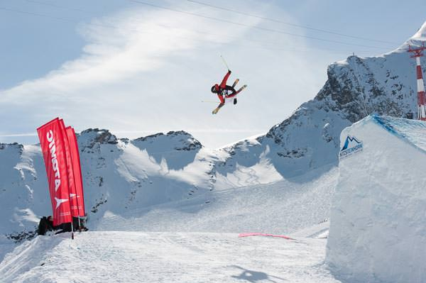 Austrian Freeski Open 2012 - Toni Hoellwarth