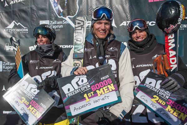 Austrian Freeski Open 2012 - Die Gewinner
