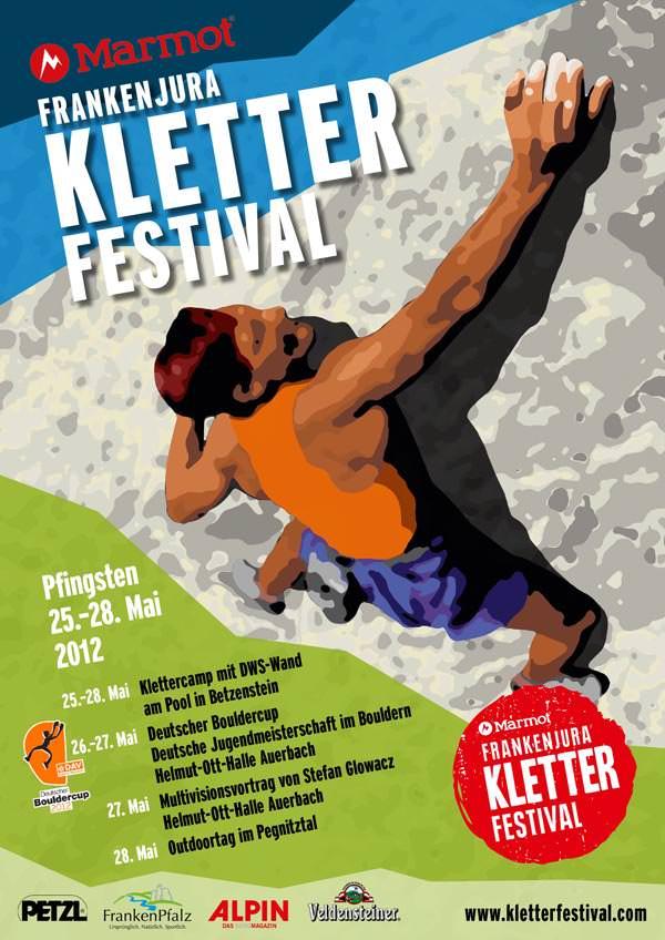 Marmot Frankenjura Kletterfestival 2012