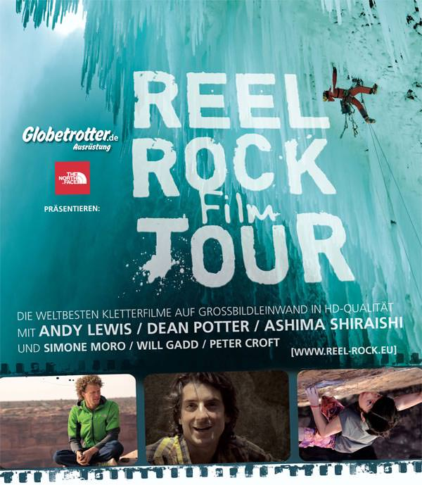 Reel Rock Film Tour 2012