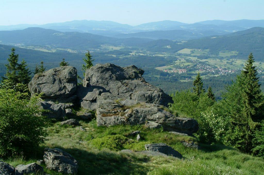 Bayerischer Wald - Muehlriegel