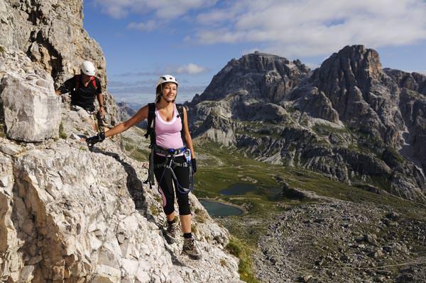 Hochpustertal - Klettern