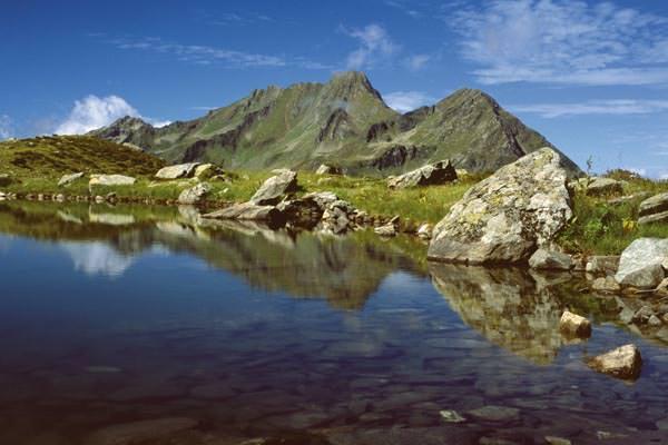 Silvretta Montafon - Gipfelsturm Hochjoch