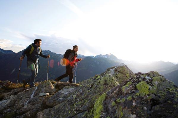 Silvretta Montafon - Wanderung Zamangspitze