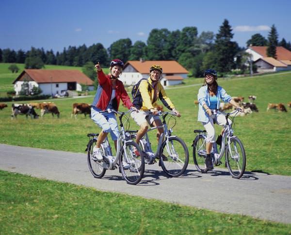 Tannheimer Tal - E-Bikes