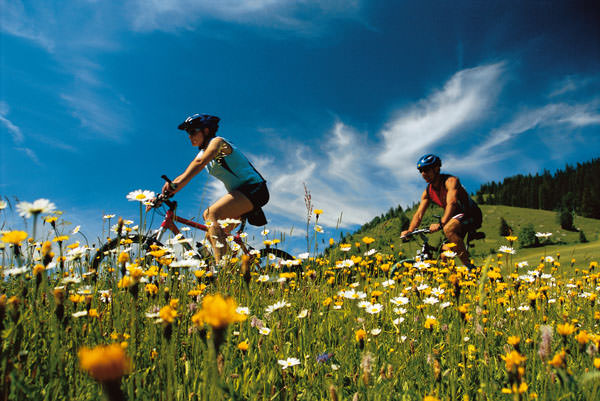 Tannheimer Tal - Mountainbikes