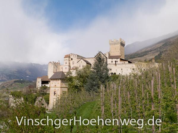 Vinschger Hoehenweg - Churburg