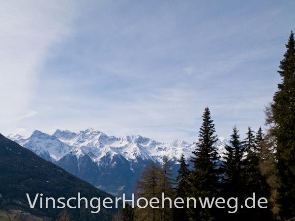 Vinschger Hoehenweg - Matsch