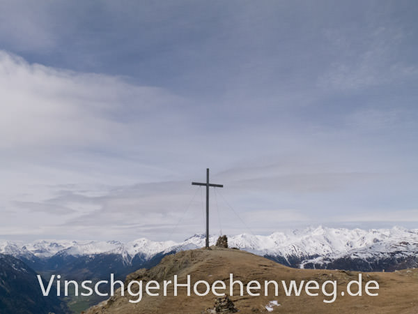 Vinschger Hoehenweg - Spitzige Lun