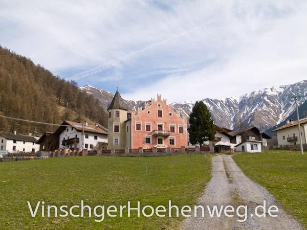 Vinschger Hoehenweg - Plawenn
