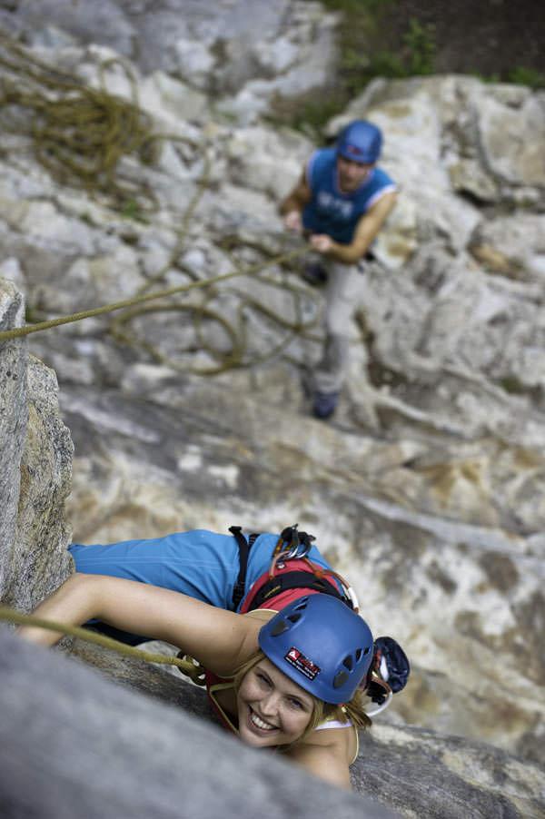 Gasteiner Tal - Klettern
